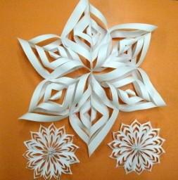 Снежинки-веселинки от Алисы Т.